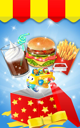 Kids Burger Meal - Fast Food! 1.2 screenshot 401523