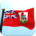 Bermuda Flag 3D Free Wallpaper icon