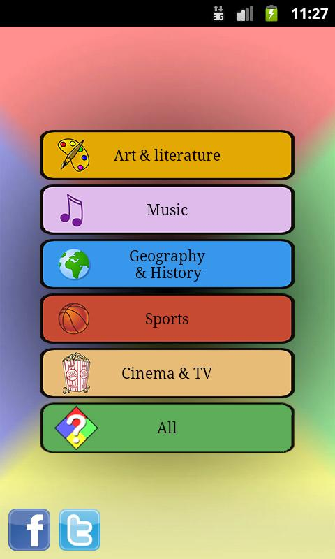 Quizdome - screenshot