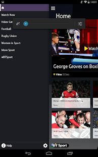 BT Sport - screenshot thumbnail
