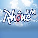 Rhône FM logo