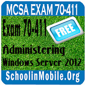 Windows Server 2012 Exam70-411