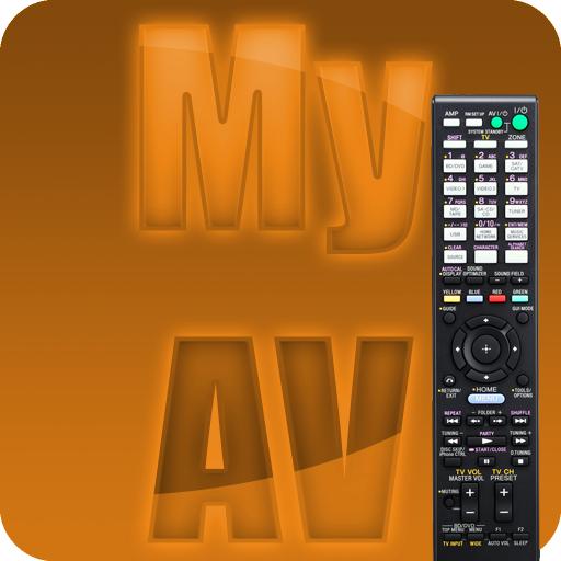 Remote for Sony TV/BD WiFi&IR LOGO-APP點子