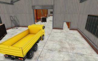 Screenshot of Truck Parking 3D