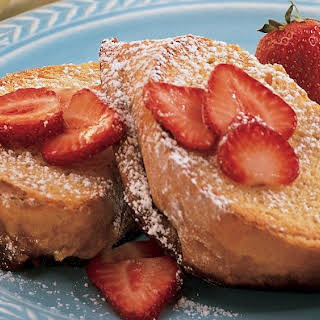 Overnight Maple French Toast.