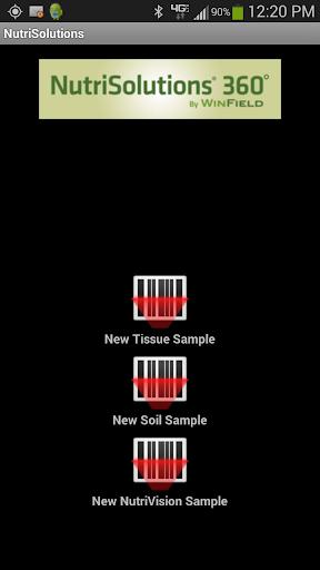 Nutrisolutions Tissue Sample