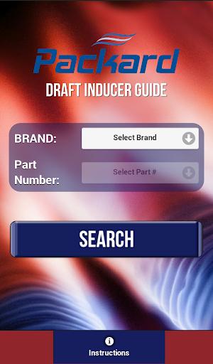 Packard Draft Inducer Guide