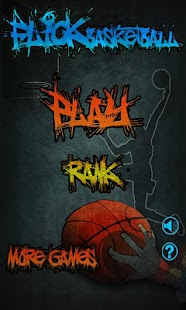 Flick Basketball - screenshot thumbnail