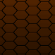 Orange Rotating Honeycomb LWP