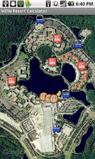WDW Resort Assistant - screenshot thumbnail