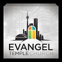 Evangel Temple Church App icon
