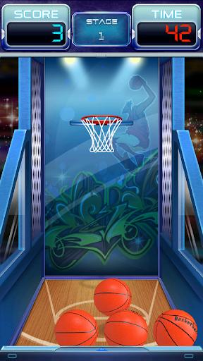Basketball 3D Free 1.0.1 screenshots 3