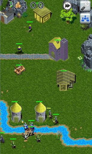 Medieval Empires RTS Strategy  captures d'écran 1