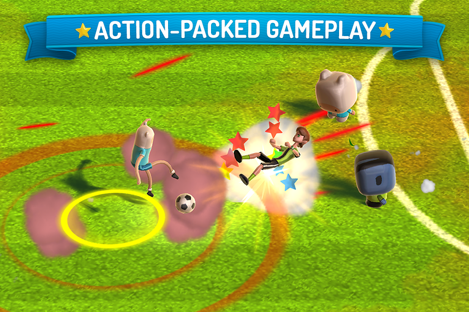 CN Superstar Soccer screenshot #15