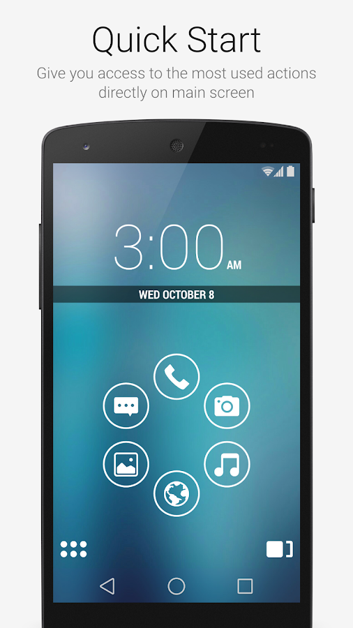 ���� ������� ���� �� ���� ��������� (�����) smart launcher pro full