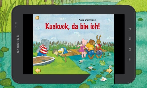Kuckuck, da bin ich! - screenshot thumbnail