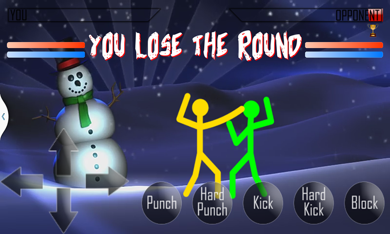 Stick Men Fight - Multiplayer- screenshot