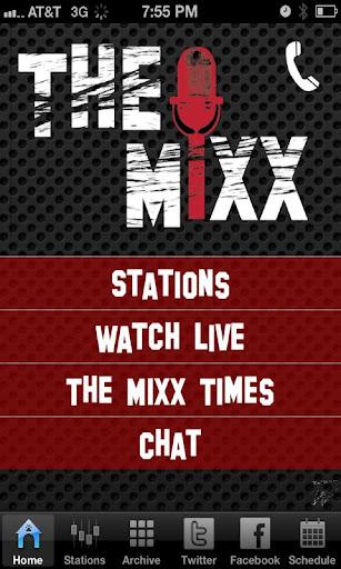 The Mixx Radio
