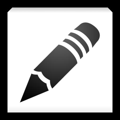 简单的手写笔记 生產應用 App LOGO-APP試玩