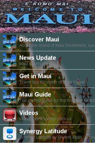 Maui Hawaii- screenshot