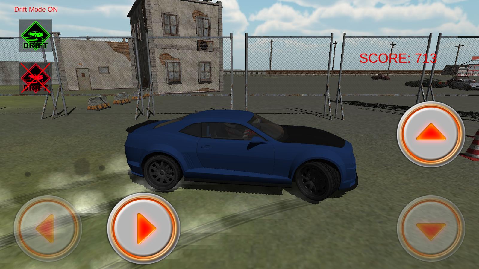 Extreme Rally Car Drift 3D - screenshot