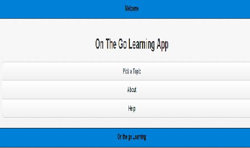 玩教育App|On The Go Learning免費|APP試玩