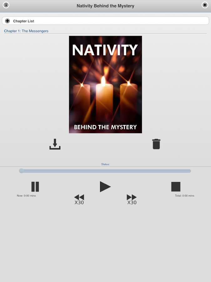 NATIVITY Behind the Mystery- screenshot