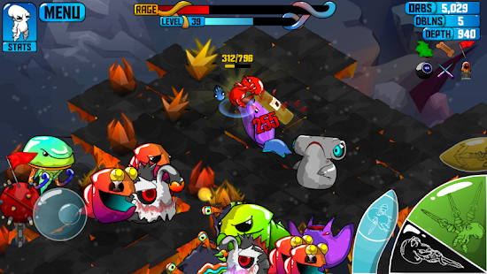 Quadropus Rampage Screenshot 9