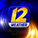 KSLA Stormtracker 12 Weather logo