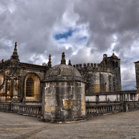 Convento de Cristo by Carlos Palhau - Buildings & Architecture Public & Historical