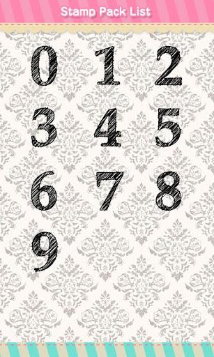 Stamp Pack: Alphabet *Casual 1.4 Windows u7528 2