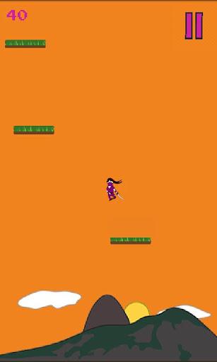Amazing Jumping Ninja