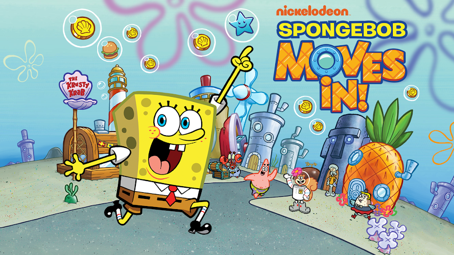 SpongeBob Moves In Mod v4.28.00 APK