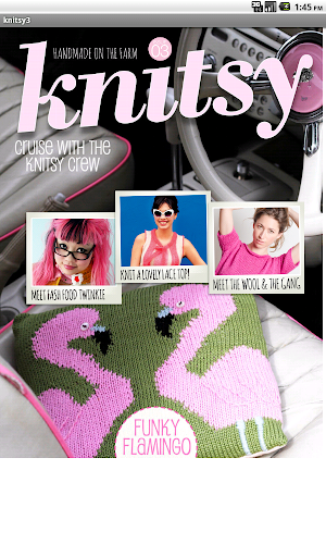 Knitsy Issue 3