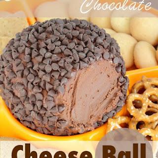 Chocolate Chocolate Cheese Ball