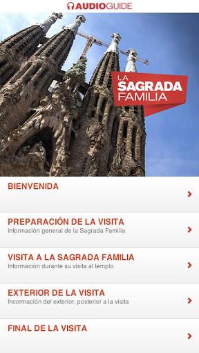 Sagrada Familia: Audioguia