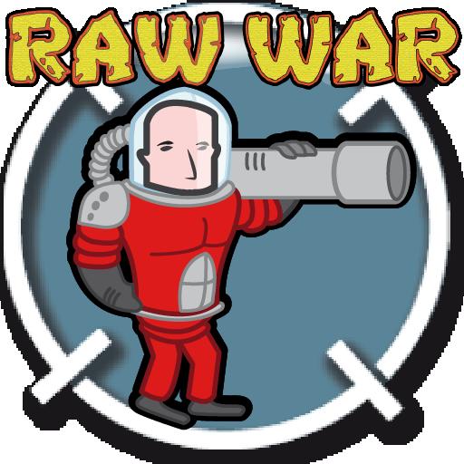Raw War LOGO-APP點子