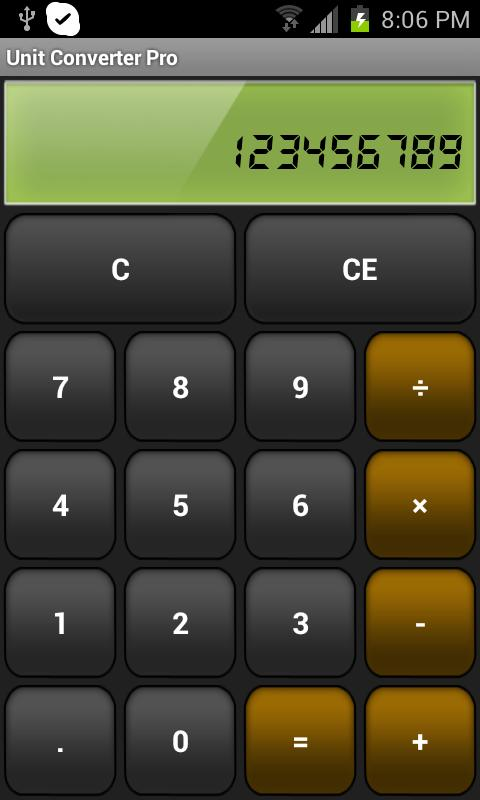 Unit Converter Pro- screenshot