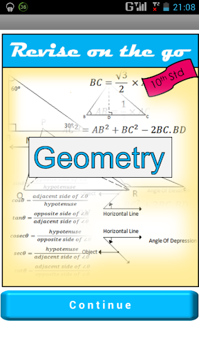 Revise Geometry Study SSC
