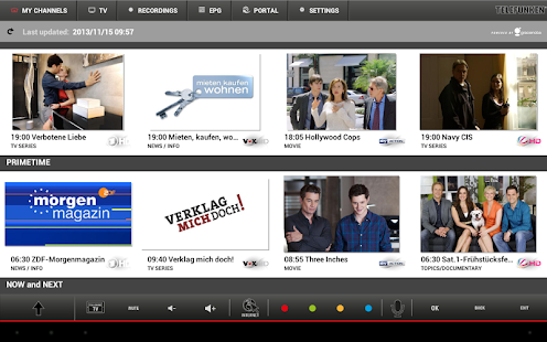 Telefunken Smart Center - AppRecs