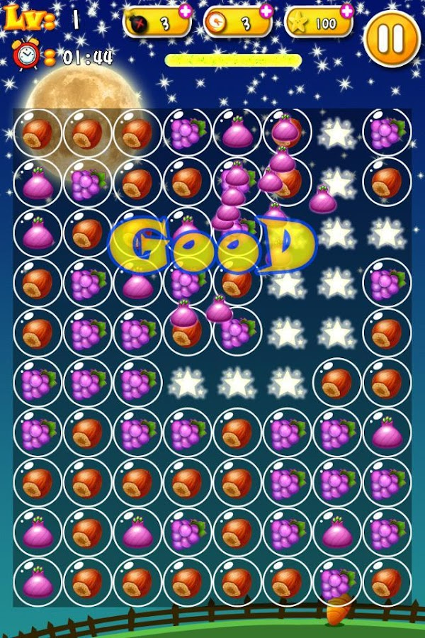 AAA Fruit POP Blitz - screenshot