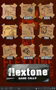 Flextone Game Calls - screenshot thumbnail