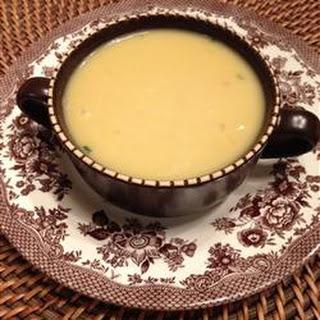 Marian's Pumpkin Soup