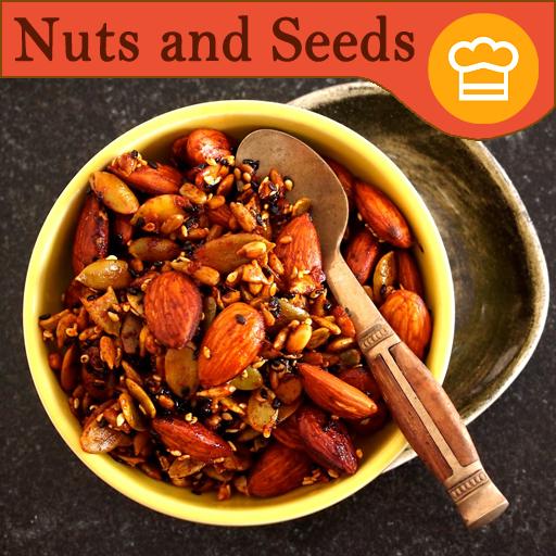 Nuts and Seeds Recipes 健康 App LOGO-硬是要APP