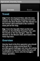 Screenshot of SWTOR: Field Guide (Free)