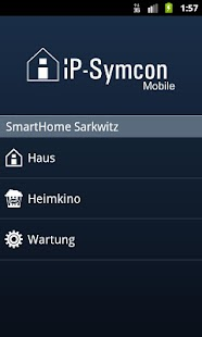 IP-Symcon Mobile - screenshot thumbnail