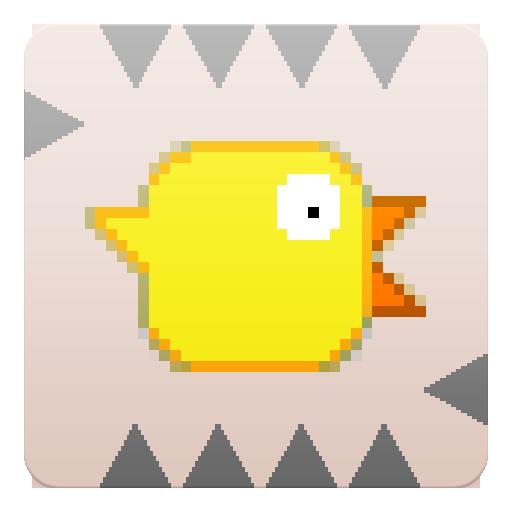 Flappy Spikes LOGO-APP點子