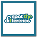 Spot the differences icon