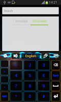 Screenshot of Electric Keyboard