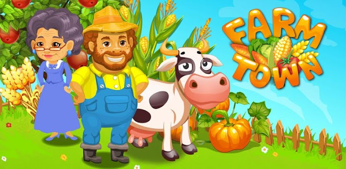 Download Farm Town Hay Day - v 1.0 APK